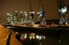 London - Docklands And Canary Wharf by Richard Osbourne