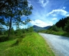 Welsh Valley by Richard Osbourne