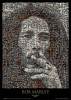 Bob Marley - Mosaic by Anonymous