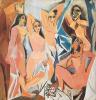 Les Demoiselles d'Avignon, 1907 by Pablo Picasso