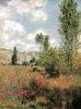 Ile St. Martin - Vérheuil by Claude Monet