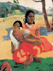 When are you Getting Married by Paul Gauguin