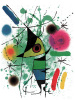 The Singing Fish by Joan Miro