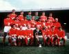 Manchester United with European Cup 1968 by Mirrorpix