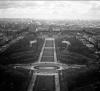 Le Champ de Mars and Ecole Militaire, 1969 by Mirrorpix