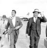 Frank Sinatra & Dean Martin by Celebrity Image