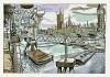 London Eye - Westminster by Mark Raggett