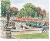 Stratford - Canal Basin by Glyn Martin