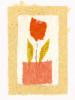 Spring Stems I by Nadja Naila Ugo