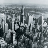 New York Skyline, Spring (small) by Anonymous