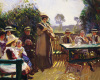 Somewhere in the Sun by Sir Alfred Munnings
