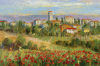 Tuscan Spring I by Longo