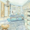 Salle De Bain I by Colleen Karis