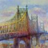 East River Bridge by Longo