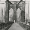 The Brooklyn Bridge, Sunday AM by The Chelsea Collection