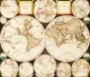 Planisphaerium Terrestre Sive Terrarum Orbis 1696 by Alland