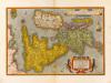 Angliae Scotiae et Hiberniae sive Britannicar Insularum Descriptio 1570 by Abraham Ortelius