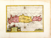 L'Ile de Candie Anciennement Crete c1733 by Pieter van der Aa