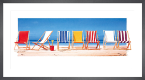 Ready for Summer by Bernie Walsh