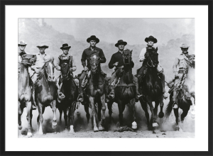 The Magnificent Seven by Celebrity Image