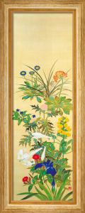 Flowers and Grasses II by Suyuki Kitsu