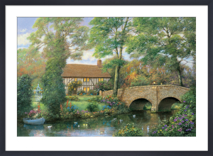 River Cottage by Alexander Sheridan