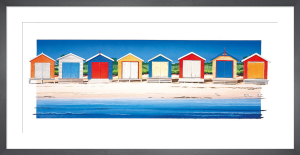 Beach Colour by Bernie Walsh