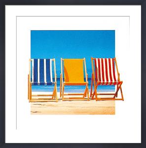 Summer Stripes by Bernie Walsh