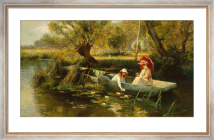 On the Thames by Ernest Walbourne