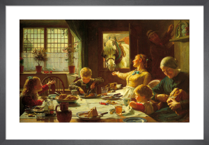 One of the Family by Frederick Cotman