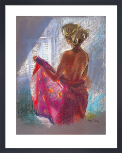 Private Moments I by Hazel Soan