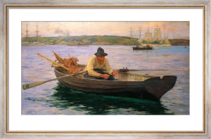 The Fisherman by Henry Scott Tuke