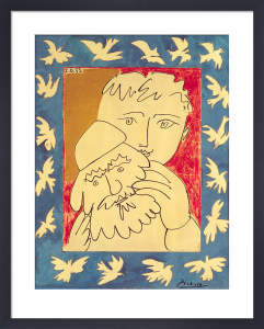 New Year by Pablo Picasso