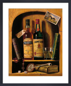 Jameson Irish Whiskey by Raymond Campbell