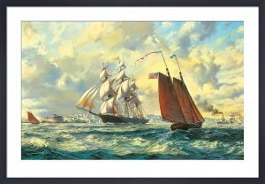 The 'Golden West' by Roy Cross
