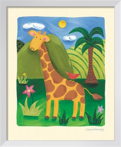 Gerry the Giraffe by Sophie Harding