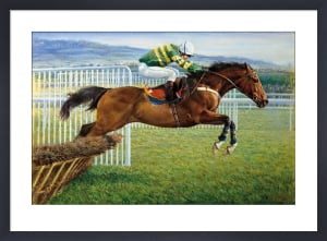 Istabraq, Champion Hurdler by Susan Crawford