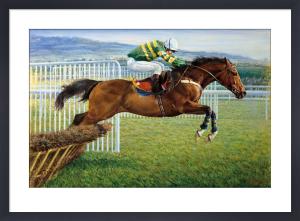 Istabraq, Champion Hurdler by Susan Crawford