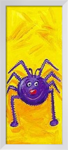Bugs VI by Kate Mawdsley