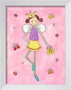 Fashion Fairies III by Sophie Harding