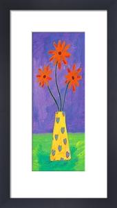 Floral Celebration II by Sophie Harding