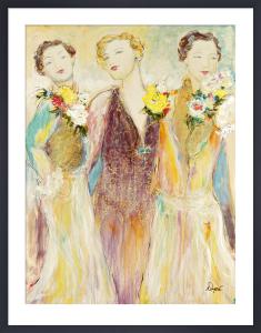 Trois Bijoux I by Karen Dupré