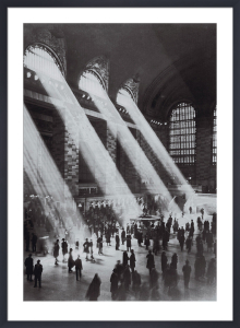 Grand Central Station by Anonymous