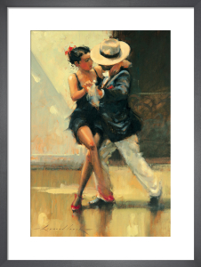 Put on Your Red Shoes by Raymond Leech