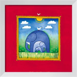 Elephants by Linda Edwards