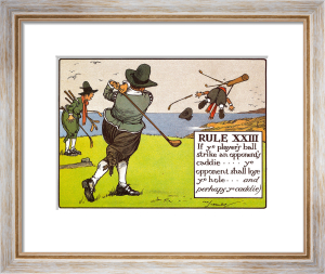 Rules of Golf - Rule XXIII by Charles Crombie