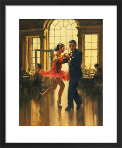 Dance to the music (small) by Raymond Leech