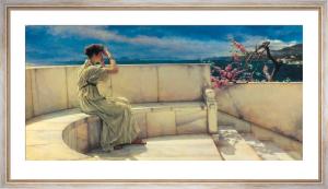 Hope springs eternal by Sir Lawrence Alma-Tadema
