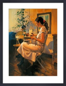 Sunday Girl by Raymond Leech
