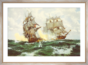 The days of adventure by Montague Dawson